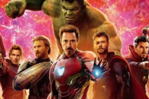 Avengers Infinity War has grossed over $2 billion worldwide.
