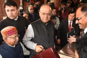 Finance minister Arun Jaitley in this year's budget announced annual insurance cover of Rs 5 lakh for hospitalisation for poor and vulnerable families, benefiting 10.74 crore families.