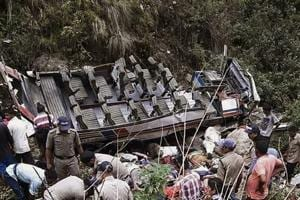 It was in Pauri Garhwal district, the Dhumakot bus accident took place on July 1 claiming lives of 48 people.