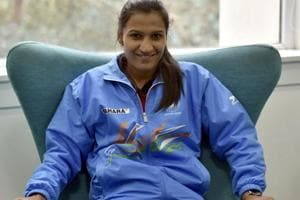 Rani Rampal is currently the skipper of the Indian women's hockey team.