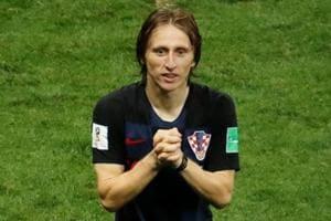 Luka Modric will give Cristiano Ronaldo and Lionel Messi tough competition for the Ballon d'Or title.