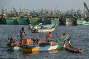 Andhra fishermen, for their part, accused the TN fishermen of using banned high-speed engines in their boats.