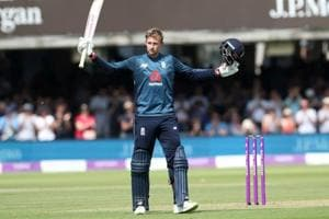 Joe Root guided England to a convincing victory against India in the second One-Day International at Lord's Cricket Ground in London on Saturday.