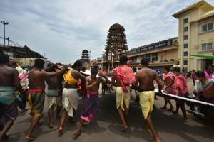 Photos: How Puri prepares for the Juggernaut's roll