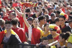 Third place is very good: Belgium fans after team's win vs England in World...