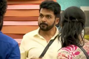 Bigg boss season 2 tamil News: Bigg boss season 2 tamil
