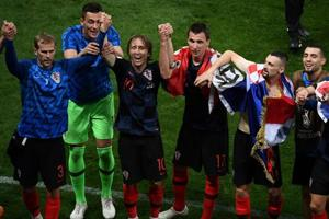 Croatia face France in FIFA World Cup 2018 final at the Luzhniki Stadium, Moscow on Sunday.