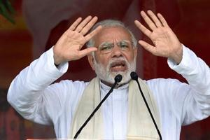 "Atrocities of ""govt of syndicates"" to end in a few months: Modi targets TMC in Bengal"