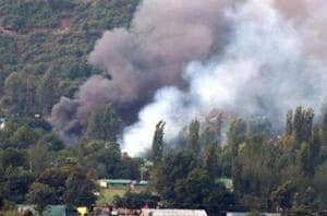 19 soldiers were killed in a deadly fidayeen strike at Uri army camp in September 2016.