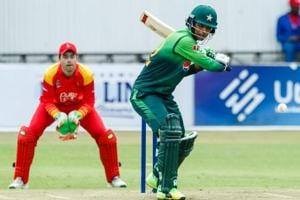 Pakistan now lead the five match series against Zimbabwe 2-0.