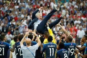 FIFA 2018: France's win is the triumph of the collective