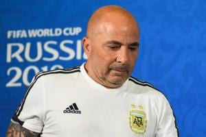 Jorge Sampaoli agreed the exit terms to leave the Argentinian national football team on July 15, 2018.