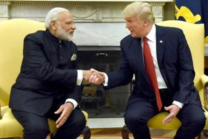 "An expert terms ongoing issues as ""minor irritants"", which could ""metastasise"" if Trump continues to take a short­term transactional view of relations with India."