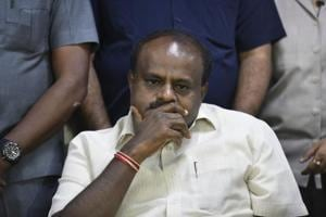 Karnataka chief minister and Janata Dal (Secular) leader H D Kumaraswamy