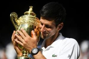 Novak Djokovic rejoins Roger Federer, Rafael Nadal in Big 3
