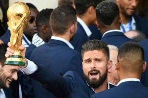 France's Olivier Giroud savours World Cup 2018 glory despite criticism
