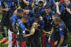 France FIFA World Cup 2018 victors to get Legion of Honour