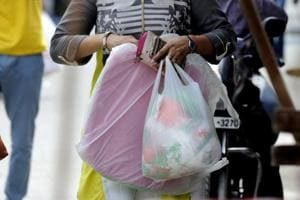 The Uttar Pradesh Plastic and other Non-­biodegradable Garbage (Regulation of Use and Disposal) Act, 2000, has been amended and an ordinance was  issued in 2018 .