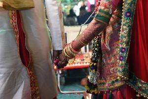 An engineer in Bihar's Vaishali district has alleged he was forced to marry a woman at gunpoint. (Representational image)