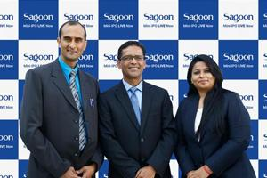 Sagoon is an early-stage social commerce platform that offers users a chance to make money while socializing.