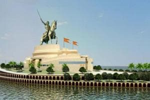 The state has said that the environment ministry has allowed the height of the statue to be increased from 192 metres to 210 metres.