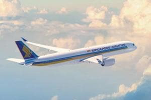 Singapore Air has been revamping its cabins to provide bigger entertainment consoles and full-flat beds for business class.