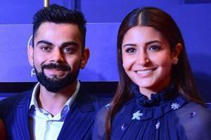 Virat Kohli and Anushka Sharma were seen shopping at a supermarket at Leeds, England.