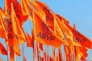 Principal JK Lal has submitted a written complaint against Saurabh Kumar Gaur, general secretary, ABVP's Gorakhpur unit, and around 40 others unnamed ABVP workers.