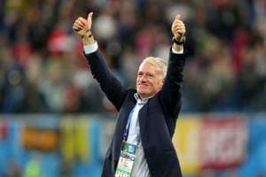 Didier Deschamps was under pressure before France's FIFA World Cup 2018 win, with many suggesting he was not the right man to get the best out of the country's exciting talent.