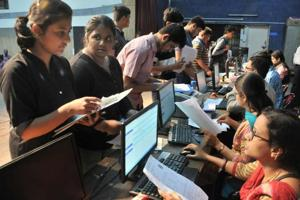 City colleges reveal that higher number of students have scored more than 90 per cent in the Class 10 SSC exams this year  and this has caused a slight increase in cut-offs.