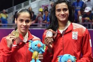 PV Sindhu and Saina Nehwal retained their positions in women's singles in the latest Badminton World Federation (BWF) rankings.