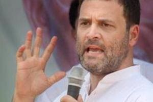 Congress president Rahul Gandhi has slammed the government which on Wednesday said it is considering a proposal to amend the Right to Information (RTI) Act, 2005, to frame rules on salaries and services of chief information commissioner and information commissioners.
