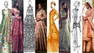 India Couture Week takes place between July 25 to July 29, at Delhi.