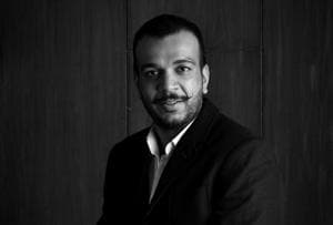Amit Aggarwal who will debut at India Couture Week this year