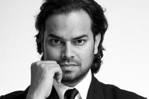 Delhi-based designer Rahul Mishra