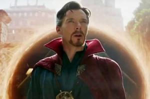 Benedict Cumberbatch plays Doctor Strange in the Marvel Cinematic Universe.