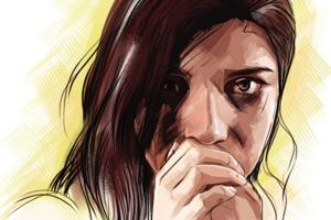 The police said no one in the family of the victim apprehended she was sexually assaulted and had been pregnant for the past nine months.