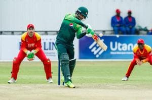 Fakhar Zaman became the first Pakistan batsman to score a double century in ODIs.