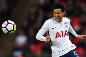 Heung-min Son joined Tottenham Hotspur from German club Bayer Leverkusen in 2015.