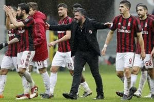 AC Milan finished sixth in Serie A last term and were runners-up in the Coppa Italia.