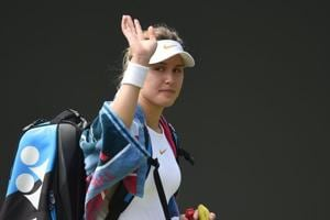 Eugenie Bouchard is currently ranked 146th.