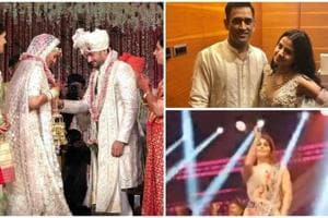 Poorna Patel and Namit Soni tied the knot onThursday.