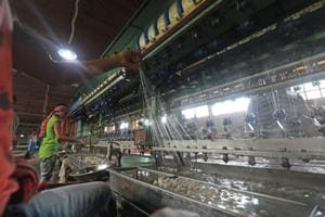 The government is now attempting to resurrect the factory and give boost to the silk production in the state.