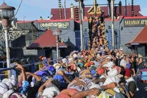 The Supreme Court said on Wednesday that women have the constitutional right to enter Sabarimala temple in Kerala and pray like men without being discriminated against.