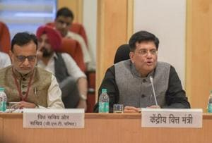 With election season kicking in, politics may well take precedence over sound economic logic. That is something the GSTCouncil should guard against. Finance Minister Piyush Goyal during the 28th Meeting of the  council in New Delhi, July 21, 2018.