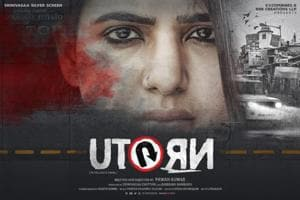 Samantha Akkineni has shared the first poster for U-Turn.