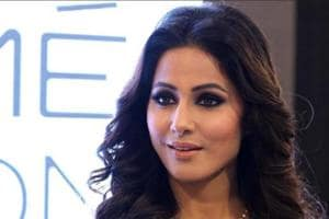 Hina Khan is a very popular face on Indian television.
