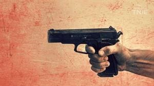 As the car crossed the Vashi toll naka, the accused flashed a pistol and asked him to keep quiet.