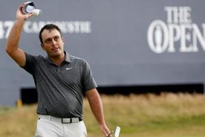 Francesco Molinari is the first Italian to win a golf Major.
