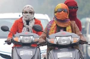 The Chandigarh administration had on July 6 issued a notification making helmet a must for all Sikh women driving two-wheelers or riding pillion.